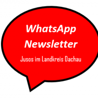 Jusos Newsletter