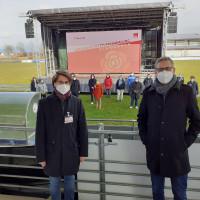 Florian Hartmann und Michael Schrodi