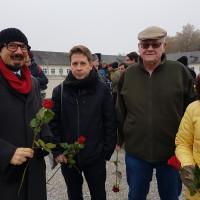 Dr.B.Goodwin, Kevin Kühnert, Max Eckardt, Marianne Klaffki